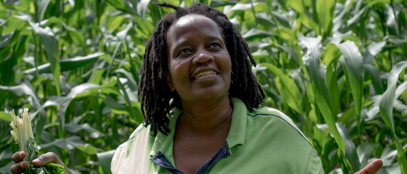 How This South African Woman Grew a Farm in a Plastic Packet
