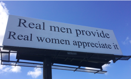 Article: North Carolina Billboard Has Sexist Message That's Hard to Stomach in 2017