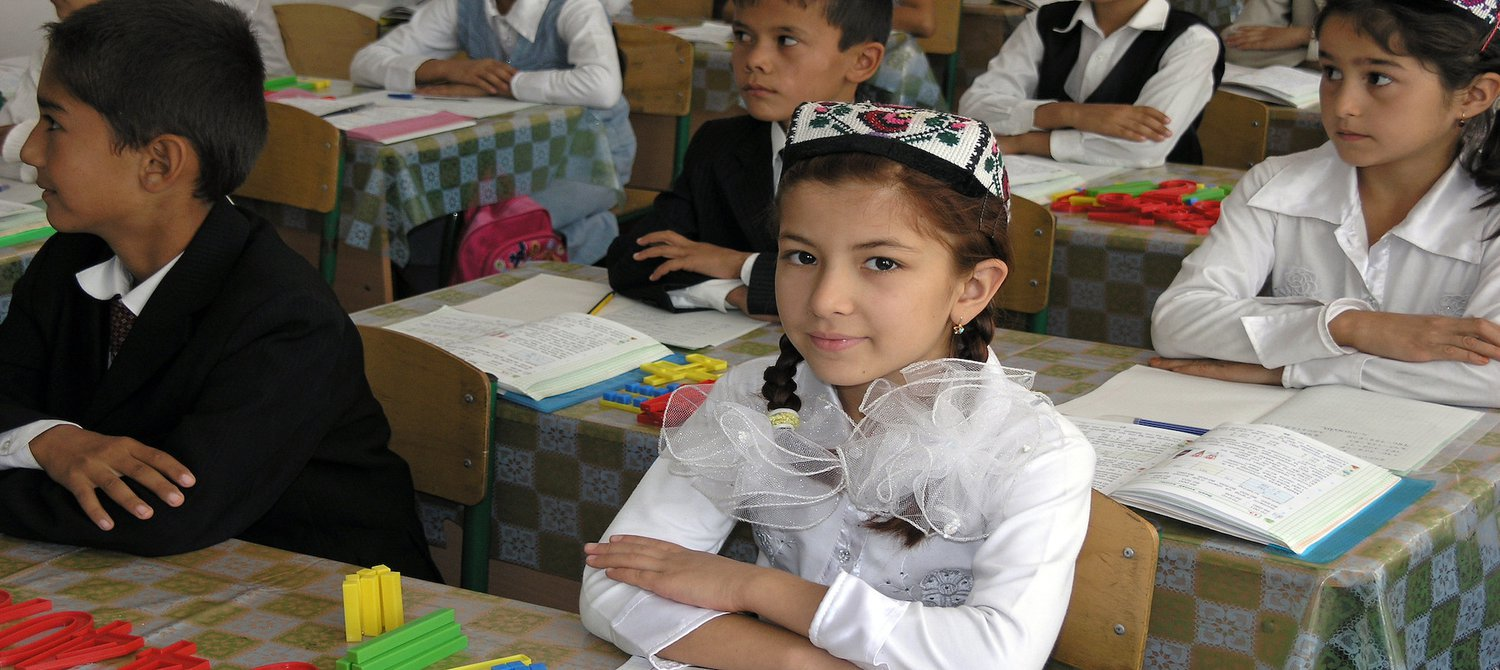 Schools in Uzbekistan Will Remove Gender Stereotypes From Their Textbooks