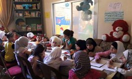 Artikel: Syrian Refugee Children Read For Free At Istanbul's First Arabic Bookstore