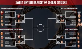 Article: Sweet 16 results and voting in Global Citizen March Madness Elite 8