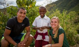 Article: How Ashton Eaton & Brianne Theisen-Eaton, Olympian Couple, Found Gold at 2K Race in Kenya