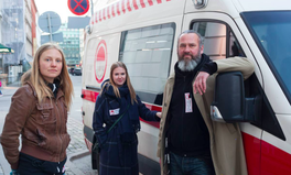 Article: This 'Sex Ambulance' Is Protecting Prostitutes in Denmark