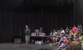 Video: 14-Year-Old 'White Boy' Poem Is a Searing Critique of Privilege