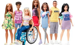 Article: Barbie Gets More Inclusive With the Help of a 13-Year-Old Disability Advocate