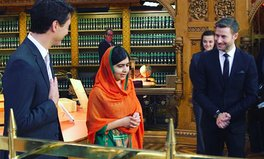 Article: 'Fearless' Malala Is Now an Honorary Canadian Citizen