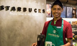 Artikel: Starbucks Is Opening a Store With Deaf Baristas