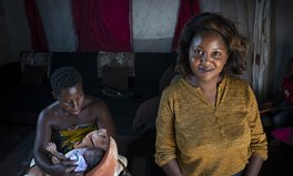 Merkmal: This Zambian Activist Is Fighting to End Maternal and Child Deaths in Africa
