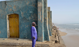 Article: Senegal's Coastline Is Literally Crumbling Below People's Homes