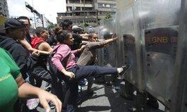 Article: Venezuela hunger crisis conflict