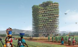 Artikel: This Incredible Skyscraper Is Also a Farm That Can Feed a Village