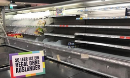 Article: This German Supermarket Cleared Its Shelves to Make a Powerful Statement About Diversity