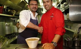 Article: Friendship & freekeh — refugee and French chefs unite