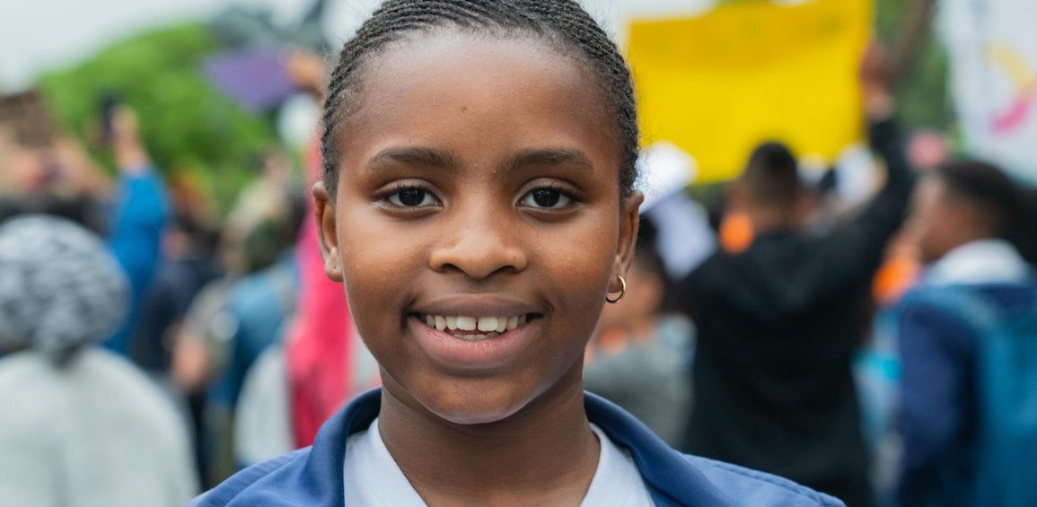 This 11-Year-Old Extinction Rebellion Activist Is Driving Climate Action in South Africa