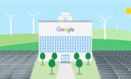 Article: Google Is Now 100% Powered by Wind and Solar Energy