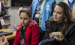 Article: Angelina Jolie Calls on World to Invest in Education for Refugees at UN Event