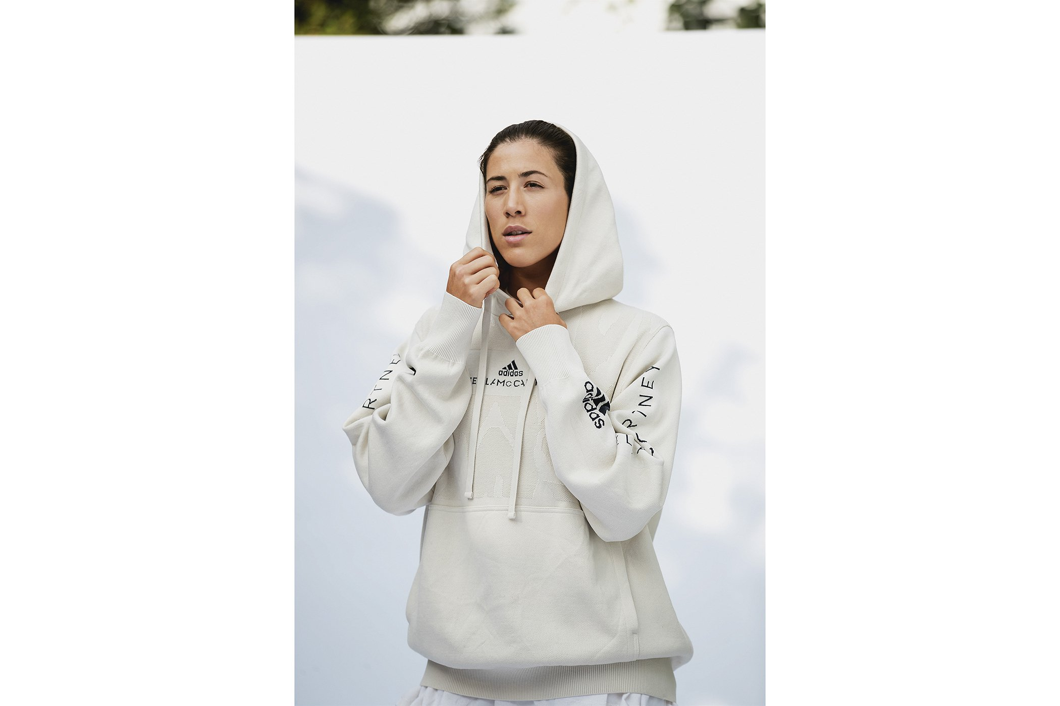 Adidas Teamed Up With Stella McCartney for a 100% Recyclable Hoodie