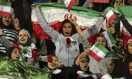 Article: Women in Iran Watched Soccer in a Stadium for the First Time in 35 Years