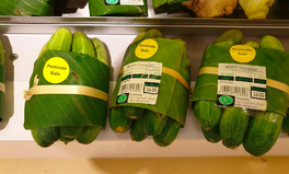 Artículo: Supermarkets in Thailand Are Replacing Plastic Packaging With Banana Leaves