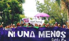 Artículo: Latin American Women Urged to Act on Violence to Cut Murder Rate