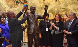 Article: South African President Ramaphosa Honours Nelson Mandela In His Debut UN Speech