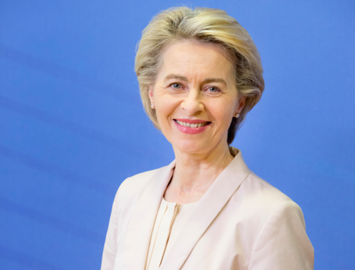 Global Citizen Prize for World Leader – Ursula von der Leyen .png