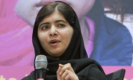 Article: Malala's #BooksNotBullets subtracts wars, adds schools