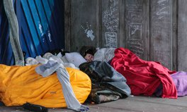 Article: Number of Rough Sleepers in England Rises Again for 7th Year Running
