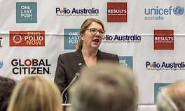 Article: World Polio Day Parliamentary Event Unites the Australian Parliament