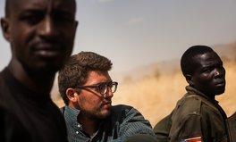 Fonctionnalité : Wie es ist, als Kriegsfotograf zu arbeiten