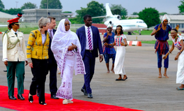 Article: Theresa May Vows to Find Human Traffickers and 'Bring Them to Justice' in Nigeria