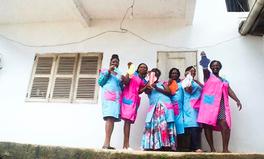 Article: Cette initiative camerounaise produit des serviettes hygiéniques lavables et économiques