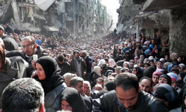 Article: A visual tour of the Syrian crisis