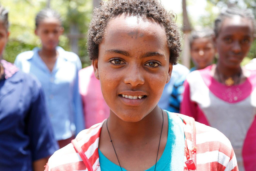 Married at 3, Divorced at 7: Two Ethiopian Girls Share Their Story