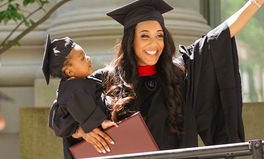 Article: Single Mom Who Went Into Labor During Exams Graduates From Harvard Law School