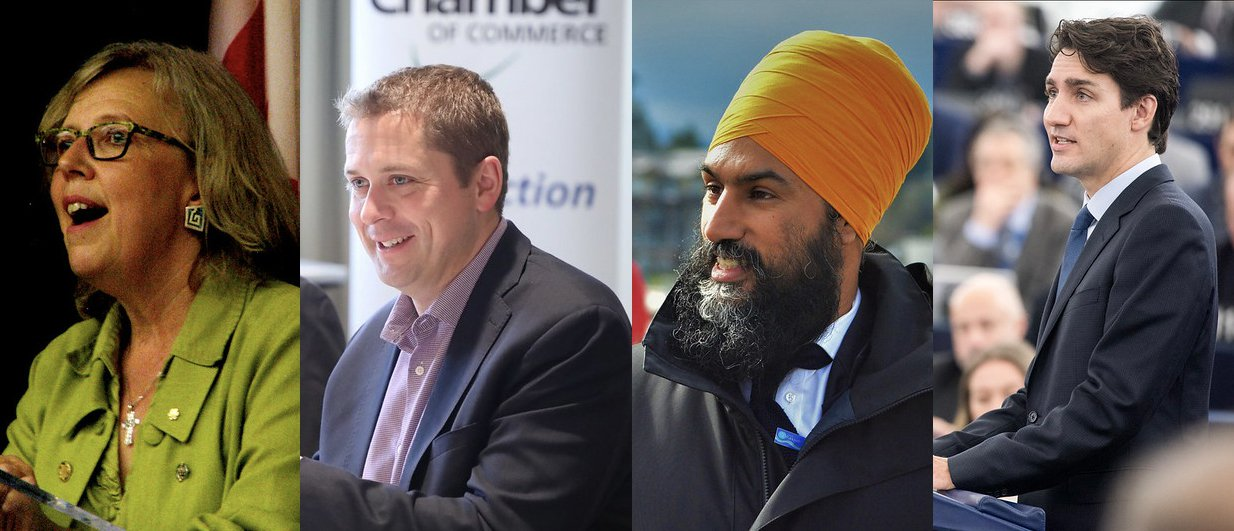 Canada Elections: Here's Where Each Party Stands on Foreign Aid