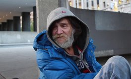 Article: How to Help If You See Someone Sleeping Rough This Winter