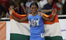 Article: Sprinter Becomes India's First Openly Gay Athlete
