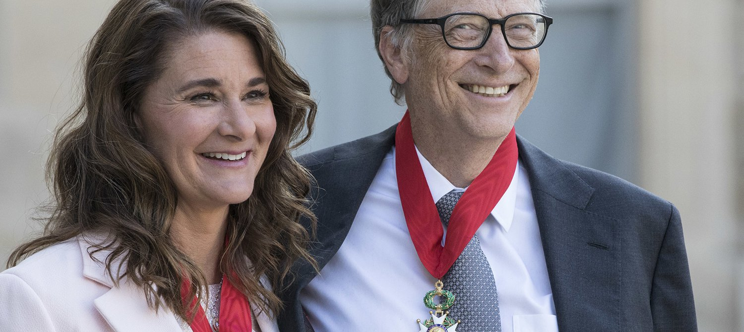 Bill & Melinda Gates: Investing in Global Health Is Saving Lives, So We Can't Stop Now