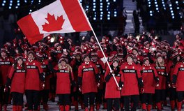 Article: Canada's Olympic House Has An Important Message At Its Entrance