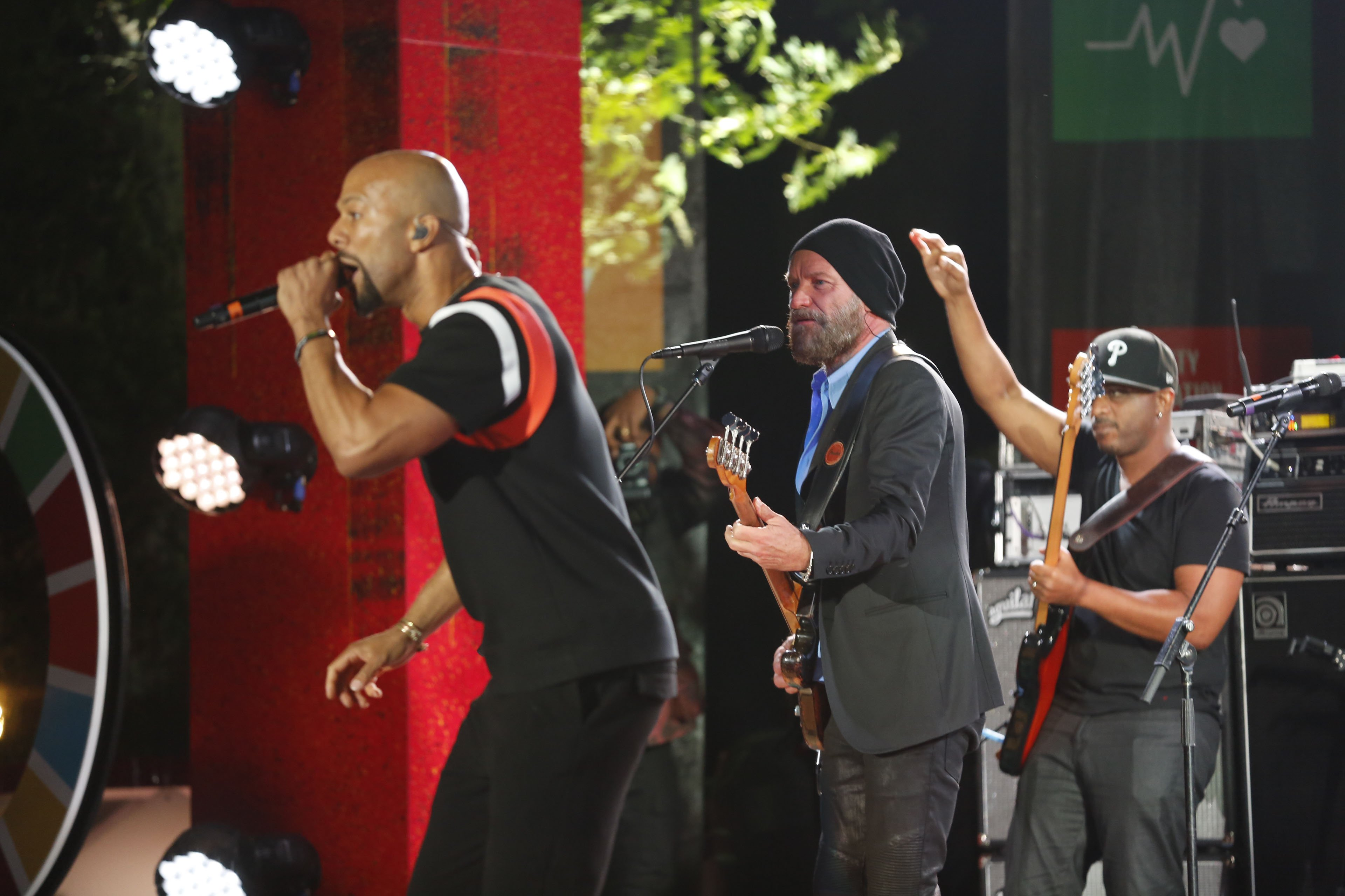 Common and Sting