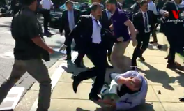 Article: Bodyguards of Turkish President Beat Up Protesters in DC
