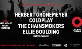 Article: Global Citizen Festival Is Heading to Hamburg for the G20 Summit in July