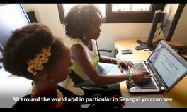 Video: Tech hubs are changing the lives of girls and women in Senegal