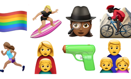 Article: Women Surf, Bike, and Spy in Apple's Newest Emoji