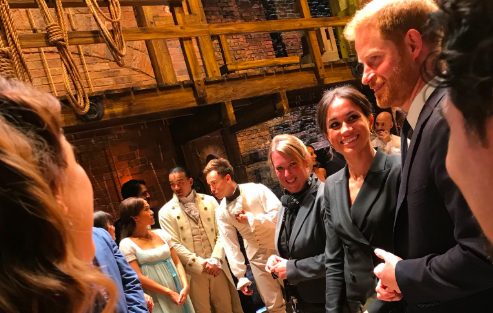 Prince Harry Just Sang a Line From 'Hamilton' at a Show That Raised £300K to Combat HIV