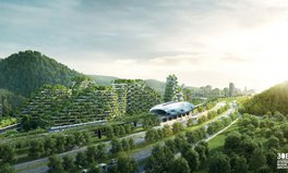 Article: China Is Building a 'Forest City' and It Looks Magical