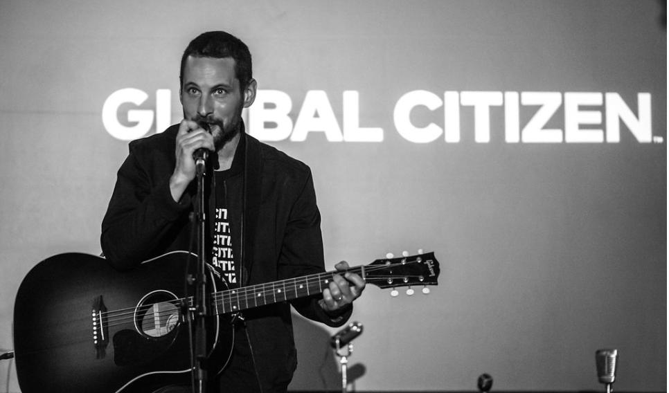 Sam Roberts at GC Unplugged in Ottawa