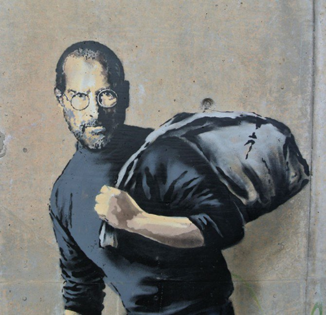 Street art and graffiti spread awareness of refugee crisis_Banksy_Banksy_Body Image 3.jpg