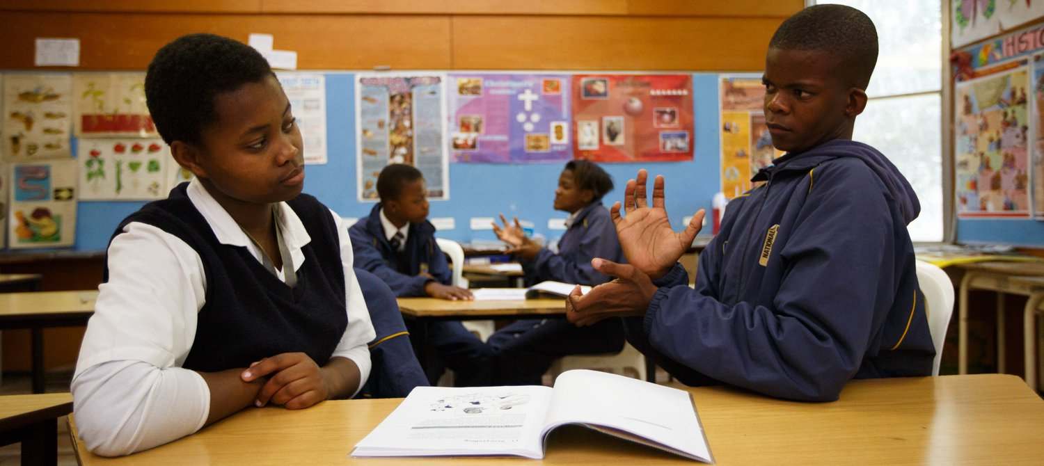 It Could Soon Be Mandatory for South Africans to Be Trained in Sign Language